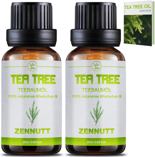 2 Pack Tea Tree Oil Essential Oils