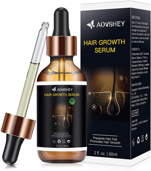 AOVSHEY Hair Growth Treatment Oil-60ml