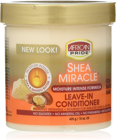 African Pride Shea Butter Moisture Intense Conditioner - 425g