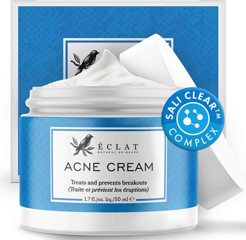 Acne Cream  2X Clearer Skin