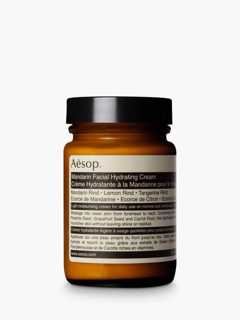 Aesop Facial Mandarin Hydrating Cream-120ml