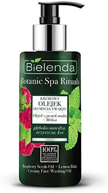 BIELENDA BOTANIC SPA RITUALS face cleansing oil-140 ml