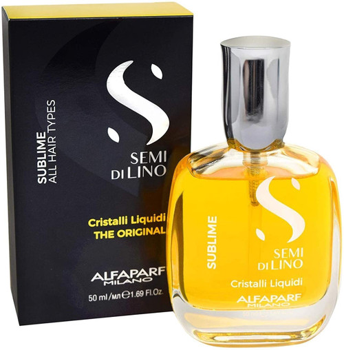 Alfaparf Semi Di Lino Cristalli Liquidi Serum
