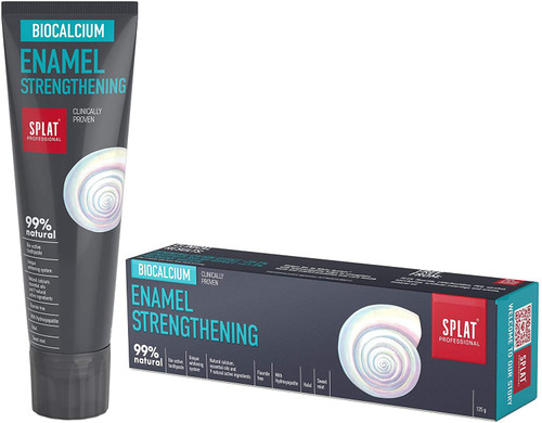 Splat Enamel Strengthening Biocalcium Toothpaste