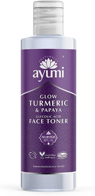 Ayumi Glow Turmeric & Papaya Face Toner