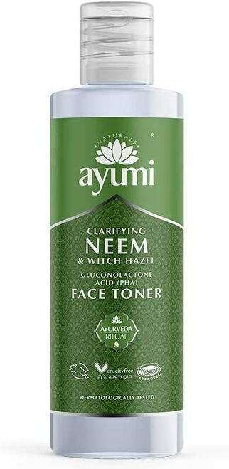 Ayumi Clarifying Neem & Witch Hazel Face Toner-1 x 150ml