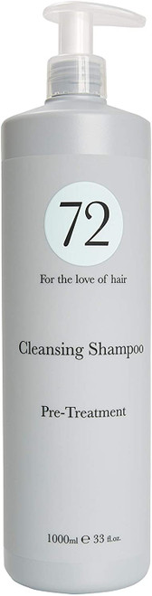 72 Hair Vegan Clarifying Shampoo-1000ml