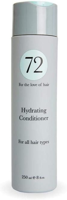 72 Hair Vegan Hydrating Conditioner-250ml