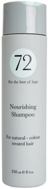 72 Hair Vegan Nourishing Shampoo-250ml