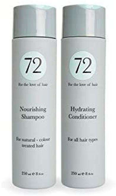 72 Hair Vegan Nourishing Duo-500ml