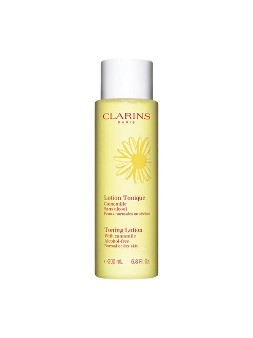 Clarins For Normal and Dry Skin Toning Lotion-200ml
