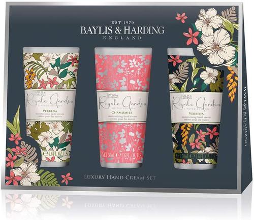 Baylis and Harding Verbena And Chamomile Moisturising Hand Cream Set