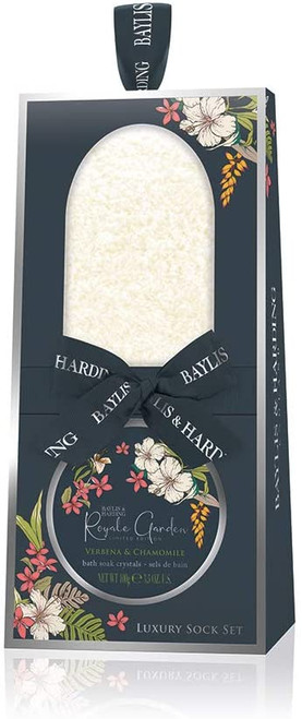 Baylis and Harding Luxurious Verbena and Chamomile Foot Care Set