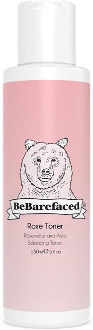 BeBarefaced Natural Rose Face Toner