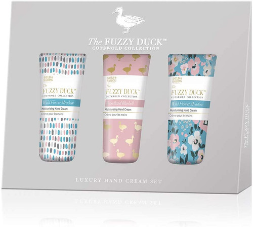 Baylis and Harding The Fuzzy Duck Floral Luxury Hand Cream Set