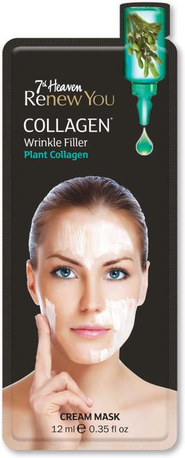 7th Heaven Renew You Collagen Cream Mask