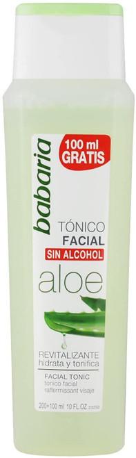 Babaria Aloe Vera Facial Tonic-300 ml