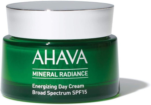 AHAVA MINERAL RADIANCE Energizing Day Cream SPF15 - 50 ml
