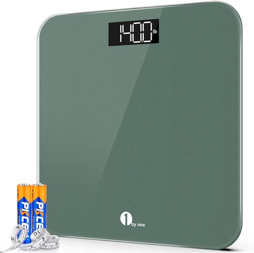 1byone Professional Digital Body Weight Bathroom Scale