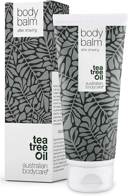 Australian Bodycare Tea Tree Oil Aftershave Body Balm To Reduce Itchiness - 200ml