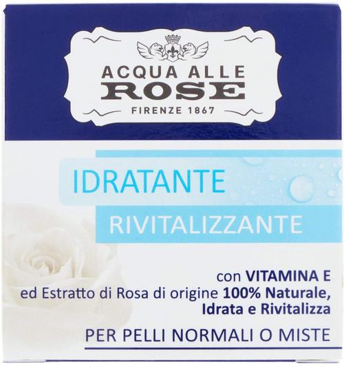 Acqua Alle Rose Roberts Revitalizing Face Cream-50 ml