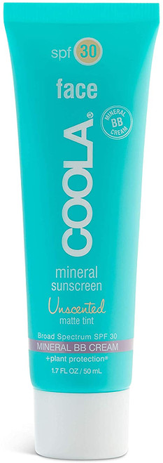 Coola Face Matte Tint SPF 30 Mineral Suncreen-50ml