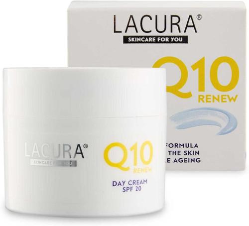 Aldi Lacura RENEW Q10 Day Cream Anti-Wrinkle-50ml