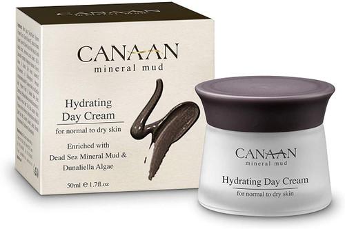 Canaan Minerals & Herbs Dead Sea Day Cream