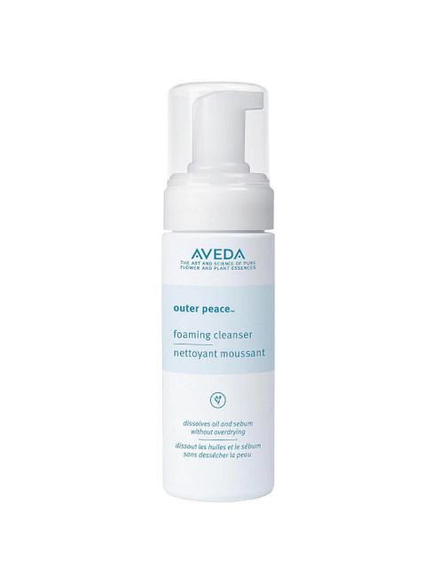Aveda  Foaming Outer Peace Cleanser-125ml