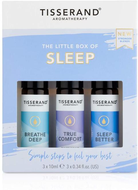 Tisserand Aromatherapy Essential Oil Roller Balls Kit - Sleep Ritual