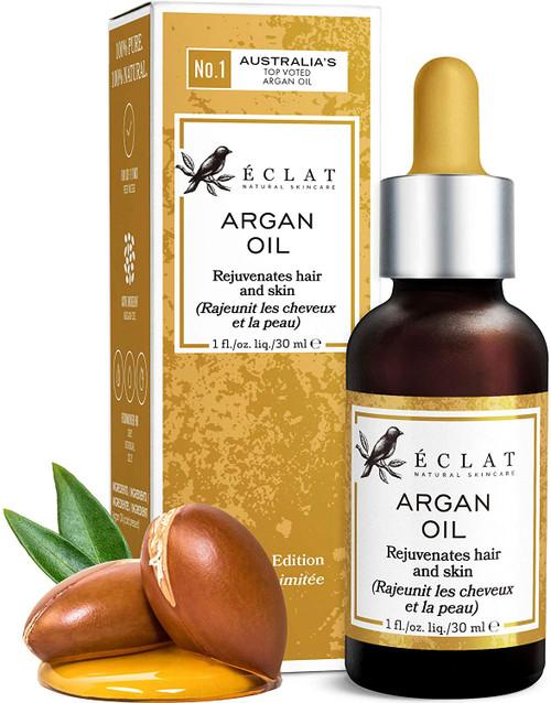 Argan Oil 100% Pure Unrefined Extra-Virgin Vegan