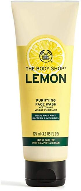 The Body Shop Lemon Purifying Face Wash-125ml