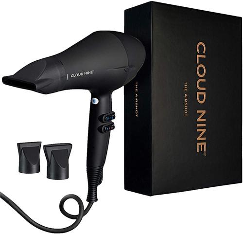 Cloud Nine Sleek Styling 2000W The Airshot Hairdryer