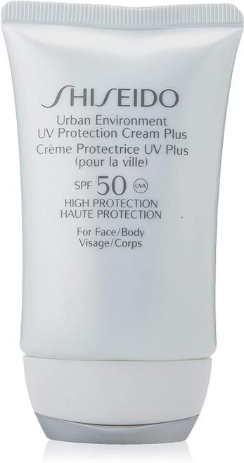 Shiseido Anti-Age 50 Urban Environment UV Protection Cream-50 ml