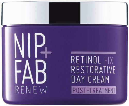 Nip+Fab Retinol Fix Restorative Day Cream Post-Treatment