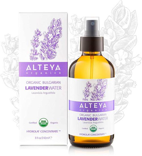 Alteya Organic Lavender Water Spray-240ml