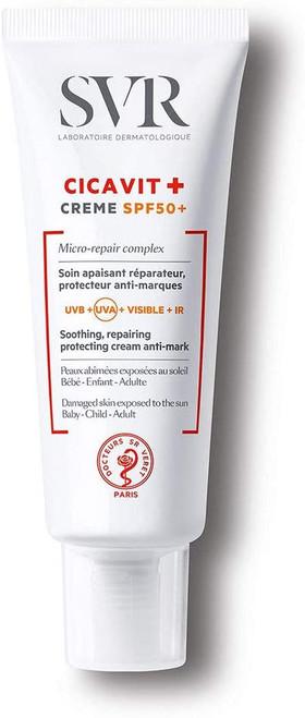 Svr Facial Sun Cream-210 g