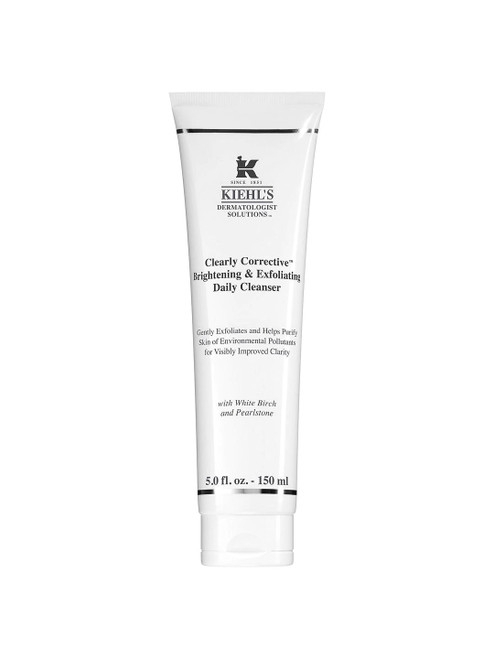 Kiehl's Clearly Exfoliating Daily Cleanser and Corrective Brightening-150ml