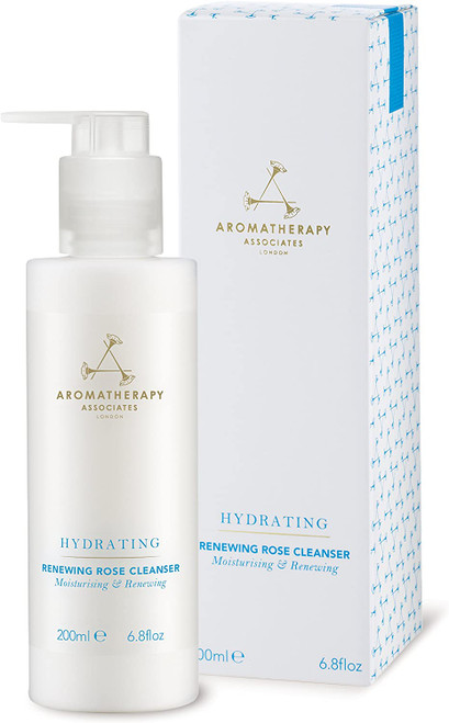 Aromatherapy Associates Hydrating Renewing Rose Cleanser-200ml