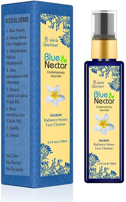 Blue Nectar Ayurvedic Honey and Aloevera Face Wash-100ml