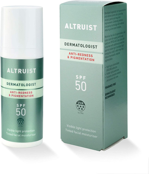 Altruist Dermatologist Anti Redness and Pigmentation Cream