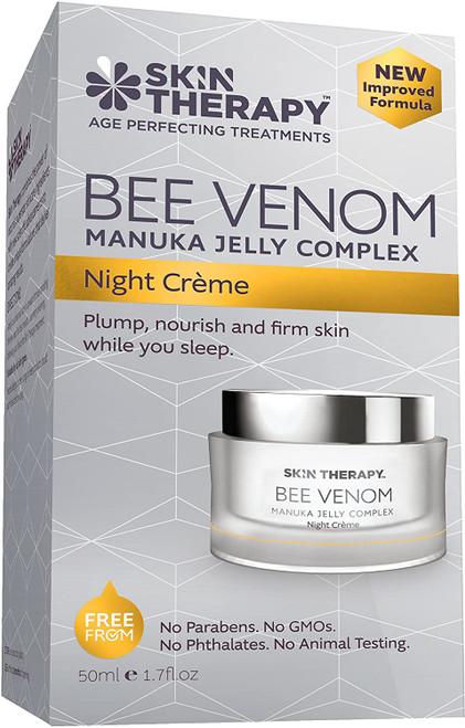 Skin Therapy Bee Venom Rejuvenating Night Creme-50ml