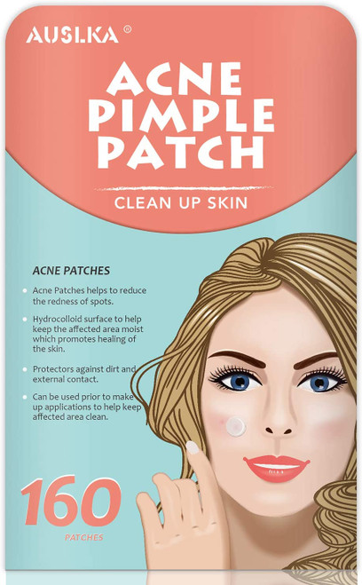 AUSLKA Acne Pimple Patch Acne Spot Treatment