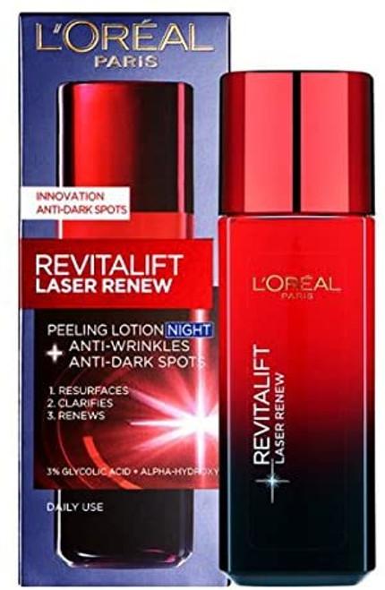 L'Oreal Revitalift Laser X3 Peeling Night Lotion-125 ml