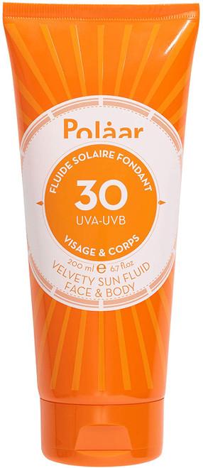 Polaar  Velvety Sun Fluid SPF30 UVA and UVB - 200 ml
