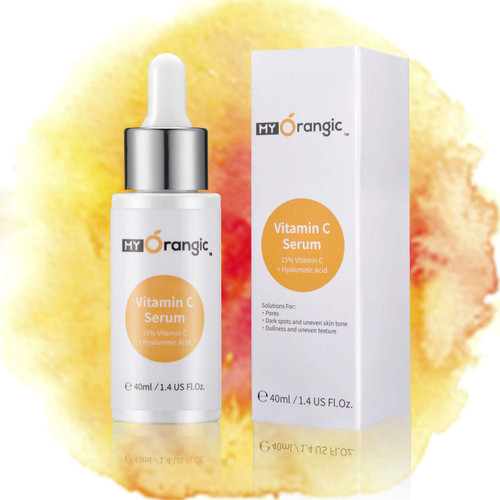 Vitamin C Serum for Face Eye and Neck-40ml