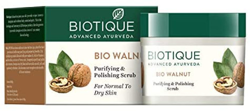 Biotique Walnut Purifying and Polishing Scrub
