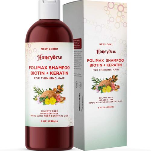 Best Hair Loss Shampoo Regrowth Treatment