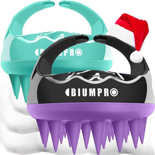 Biumpr Scalp Massager Shampoo Brush