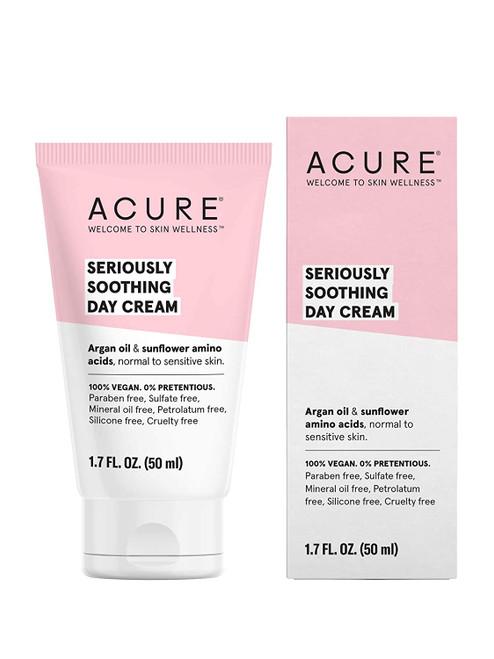 ACURE Sensitive Facial Cream-1.7 fl oz